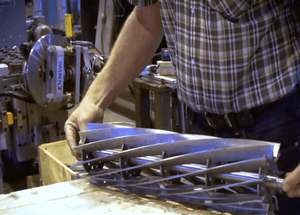 Tailored forming SweBend