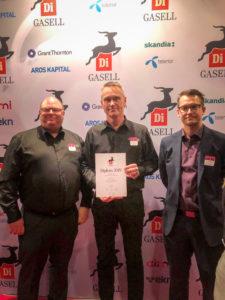 SweBend Celebrating DI Gasell 2019 - 1