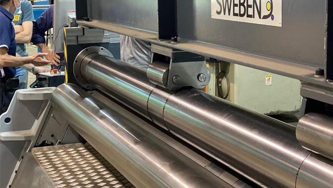 SweBen Reinforced Plateroll