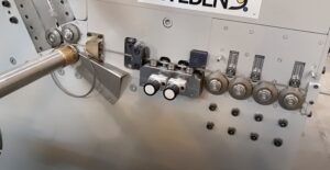 Ring Roller Machine for Steel Sealings - A Fast Metal Bender by SweBend 2020