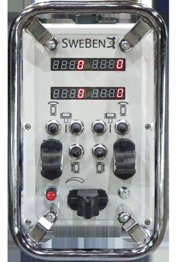 Swebend Bluetooth Control