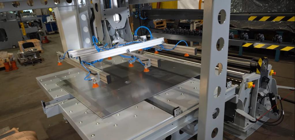 Bending Machine CNC Work